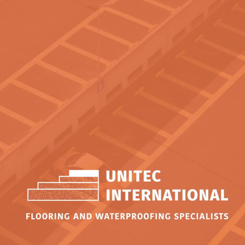 Spray polyurea waterproofing system - Unitec International Srl